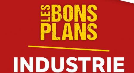Bons plans Industrie